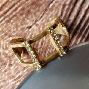 KEEP Collective Gold Adjustable Ring